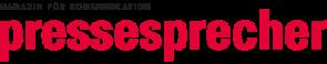 Logo https://www.pressesprecher.com/